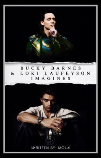 Bucky Barnes & Loki Laufeyson Imagines [ closed ]