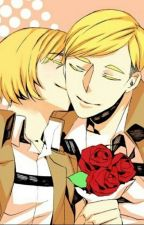 2 Miradas 1 Amor (Erwin x Armin) by CarmenCmrb