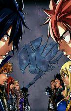 Revenge Fairy Tail Revenge ((RARE UPDATES))  by animelover12k