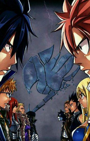 Revenge Fairy Tail Revenge