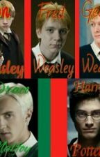 Harry Potter Preferences by XxJayelynn_ZachxX