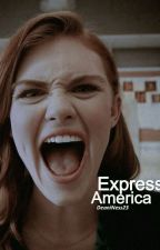 """Экрессом в Америку"" #Wattys2016 by DeaniNess23"