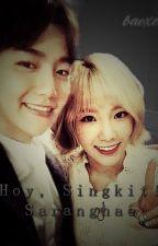 Hoy, Singkit! Saranghae! (EXO-K Fan Fic) by YoonaLovesYouuu