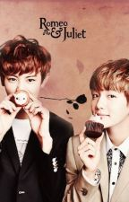 Romeo & Juliet { CHANBAEK } by nobarabyakko