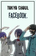 Tokyo ghoul facebook by jiminbxoty