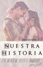 Nuestra historia. #Perdida2#ConcursoAC by Caarmeen18