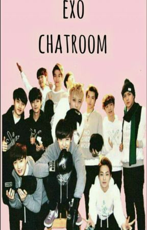 EXO Chatroom by l00-05-18l