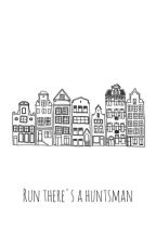 Run There's A Huntsman ( Vernon SEVENTEEN) EN PAUSE  by Cosmicwjsn
