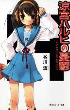 A Melancolia de Suzumiya Haruhi Vol. 1 by xjohnnyx97