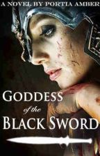Goddess of the Black Sword by kaze_chii