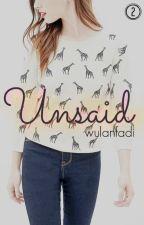 ST [2] - Unsaid by wulanfadi