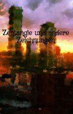 Fanarts, Zentangle und andere Zeichnungen by minnicat3