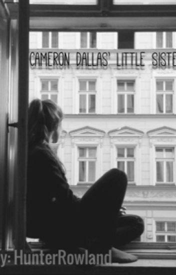 Cameron Dallas' Little Sister (Hunter Rowland)