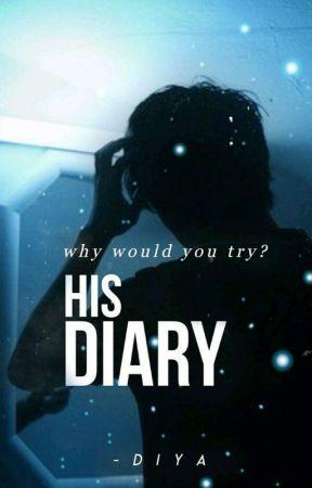 His Diary | Completed by infiniteendings-