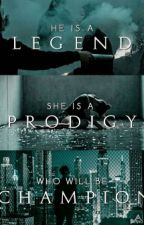 Legendary High #Wattys2016 by shinyglittergirl