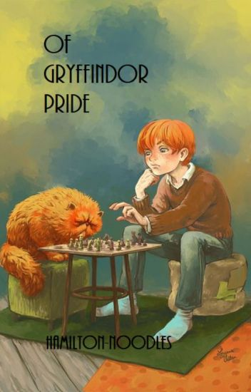Of Gryffindor Pride [Ron Weasley x Reader] {Completed}