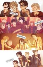 MARAUDERS PREFERENCES AND IMAGINES! by DreamezEvelyn