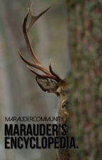 Marauder's Encyclopedia  by MarauderCommunity