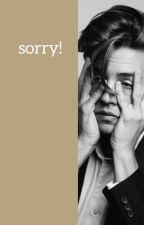 Sorry! | ChanBaek by czanbek