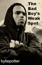 The Bad Boy's Weak Spot by kyliepotter