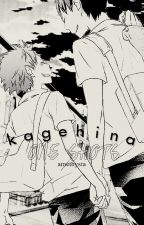 Kagehina One Shots by -amethysta-