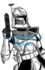 Captain Rex X reader by gen_gen102