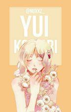 Yui Komori by Nuxxz_