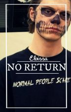 No Return | Tate Langdon by panquequitogirl