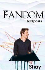Fandom Textposts by eternalcrowns