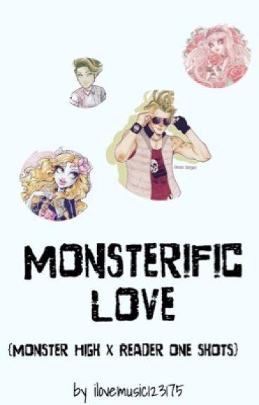 Monsterific Love [Monster High] by ilovemusic123175