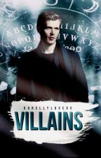 Villains | Plot Shop | OPEN by DarellyLucero