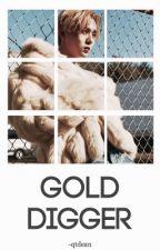 Gold digger//Luh  by -qtdean