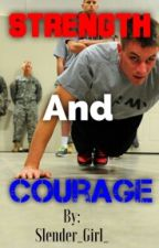 Strength And Courage( National Guard) by Slender_Girl_