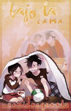 Bajo La Cama. » One-Shot | KuroKen by -ZoMi-