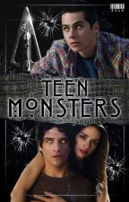 Teen Monsters | Stiles Stilinski by twstorylover