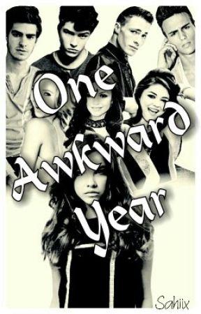 One Awkward Year! by WhoAmI99