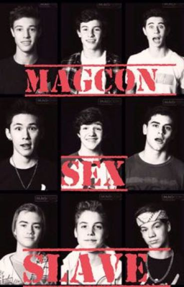 Bought by the Magcon boys