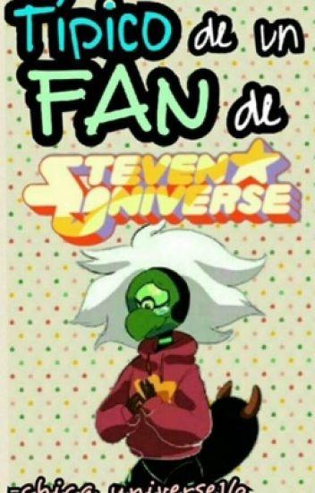 Típico de un fan de steven universe