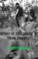 What is the color of your heart? by ITheFreedomI