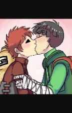ON HOLD Lee X Gaara Fanfiction  by kritanta
