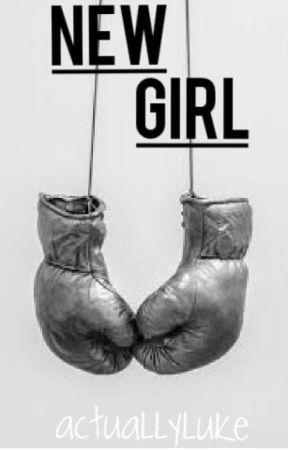 New Girl  by actuallyluke