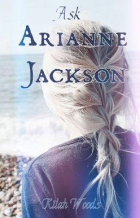 Ask Arianne Jackson  by -worldofwords