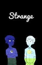 Strange (Phan AU) by elissigh