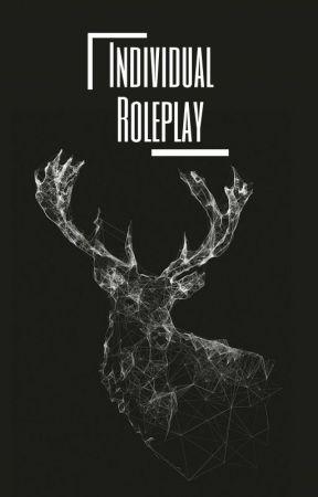 Individual Roleplay by BrandedBear