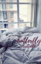 butterfly ; btsvelvet by taebokkki-