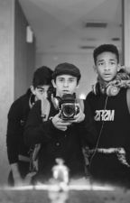 Adopted By The Arias Family. (Jaden smith fanfic) by MSFTSJadenlover