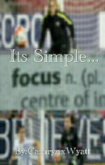 Its Simple...