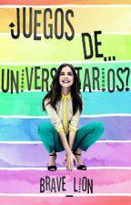 Juegos de...Universitarios?  by brave_lion