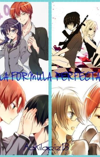 La formula perfecta (Okuda x karma,Hayami x chiba)