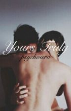 Yours Truly ~frerard by psychoiero